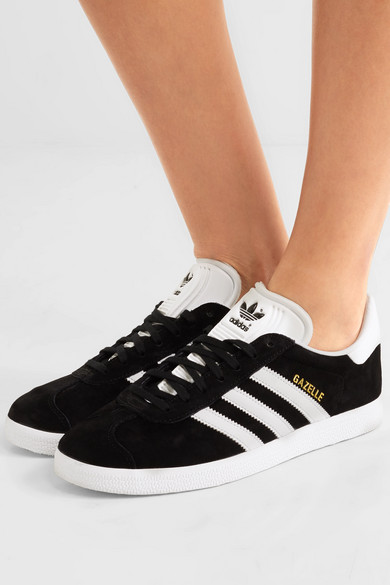 uk cheap sale cheap for discount the cheapest adidas Originals | Gazelle suede sneakers | NET-A-PORTER.COM