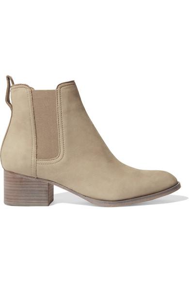 rag & bone Walker Chelsea Boots aus Nubukleder