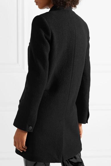 rag & bone Tuxx Mantel aus Wollfilz