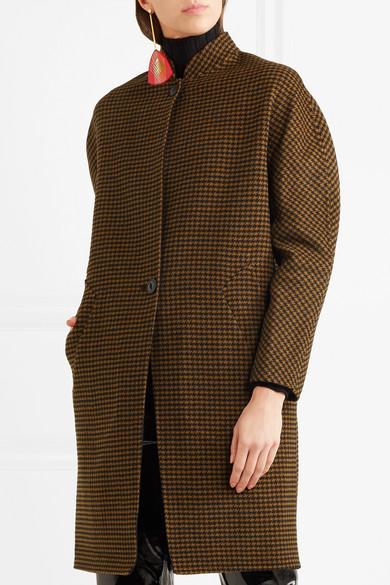 Rag & Bone Darwen Reversible Coat From A Wool-cashmere Blend