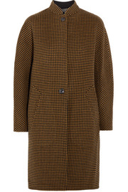Darwen reversible wool and cashmere-blend coat