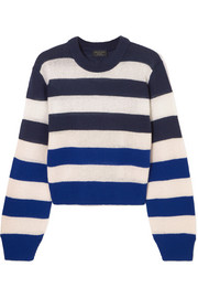 Annika striped cashmere sweater