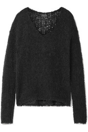rag & bone Freda open-knit alpaca-blend sweater