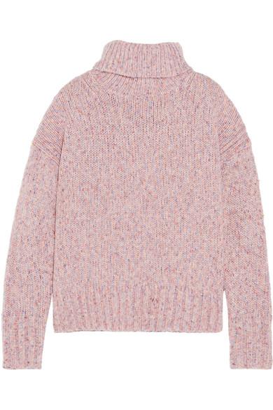 J.Crew - Martin Knitted Turtleneck Sweater - Blush