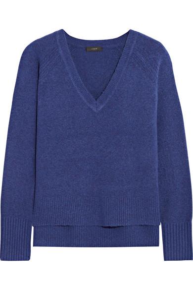 J.Crew - Knitted Sweater - Indigo