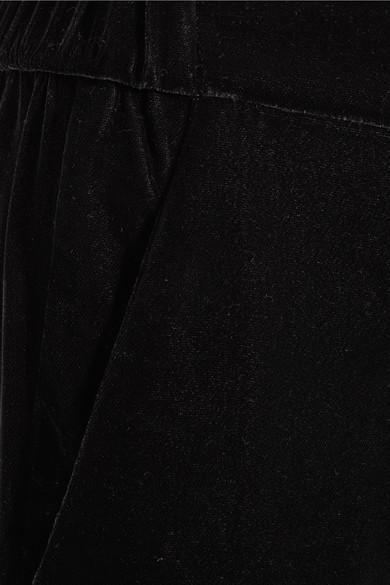 J.Crew Verkürzte Hose mit geradem Bein aus Samt Verkauf Bestseller Für Freies Verschiffen Verkauf Größte Anbieter Preiswerter Preis Fabrikverkauf Viele Arten Von Günstiger Online OzMmrIoZp