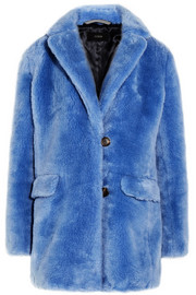 J.Crew Yuna faux fur coat