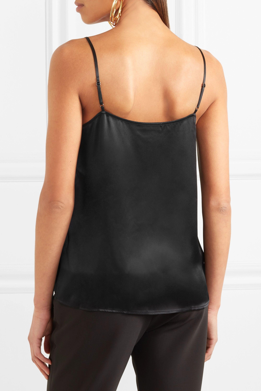 EQUIPMENT Layla silk-satin camisole