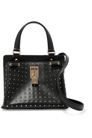 Valentino Joylock studded leather shoulder bag