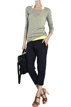 Chinti%20and%20Parker Cropped%20jersey%20pants