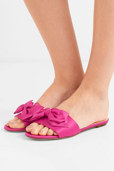 Image result for j crew bow slides