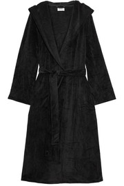 DKNY Elevated Leisure velour robe