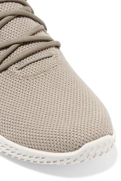 adidas Originals + Pharrell Williams Tennis Hu Sneakers aus Stretch-Strick