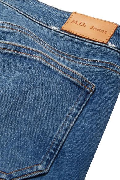 M.i.h Jeans Bridge hoch sitzende Skinny Jeans