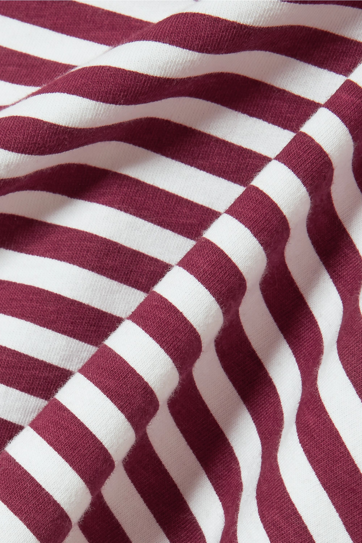M.i.h Jeans Penny striped cotton T-shirt