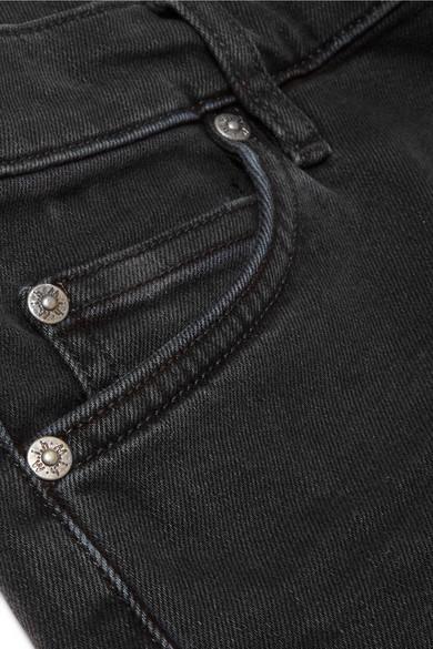 M.i.h Jeans Tomboy verkürzte, schmal geschnittene Boyfriend-Jeans
