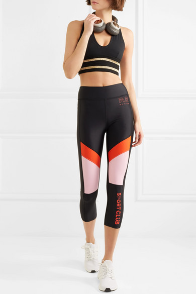 P.E Nation First Innings Stretch-Leggings