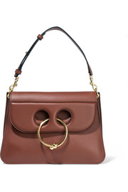 J.W.Anderson Pierce medium leather shoulder bag