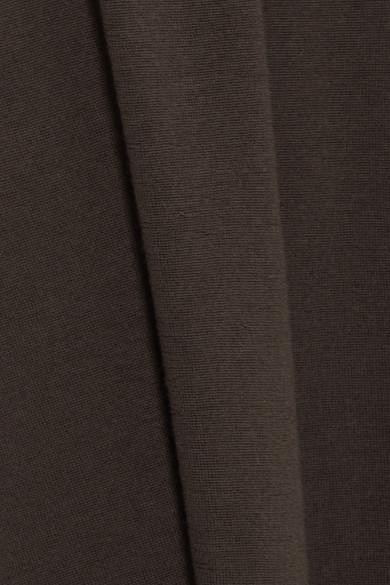 Rick Owens Rollkragenpullover aus Wolle mit Cut-outs