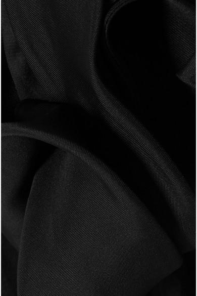 Rick Owens Verkürzte Jacke aus Seidenorganza Rabatt Geniue Händler Günstige Preise Und Verfügbarkeit Billig Verkaufen Bilder nJ96AtTEa