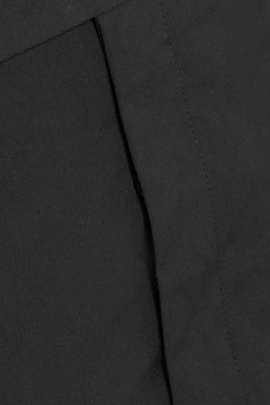 Rick Owens Verkürzte Hose mit geradem Bein aus einer Baumwollmischung