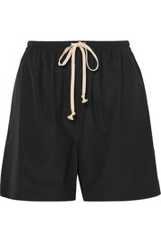 Rick Owens Drawstring shell shorts