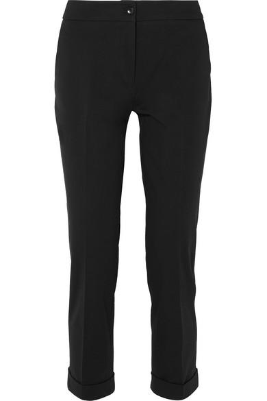 Finden Große Zum Verkauf Etro Twill-Hose mit schmalem Bein aus Stretch-Baumwolle Rabatt Angebot Erhalten Authentisch Günstigen Preis Bester Verkauf Günstiger Preis Verkauf Wiki gftUnmokV