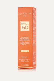 SPF50 Age Defying Mineral for Face, 50ml