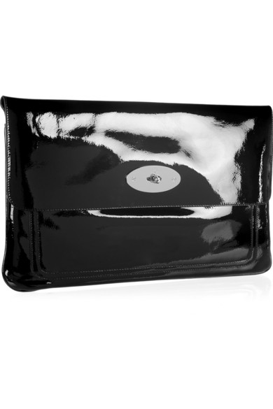 95df6998ccbe ... discount mulberry. bayswater patent leather laptop case d871f 51bb4