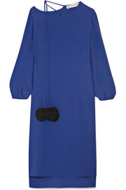 Marni Crepe de chine dress