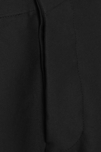 Marni Verkürzte Hose aus Baumwolle mit schmalem Bein