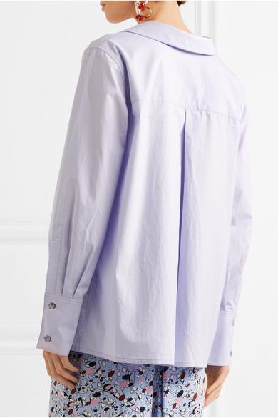 Marni Hemd aus Baumwollpopeline
