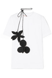 Marni Stretch-cotton jersey T-shirt