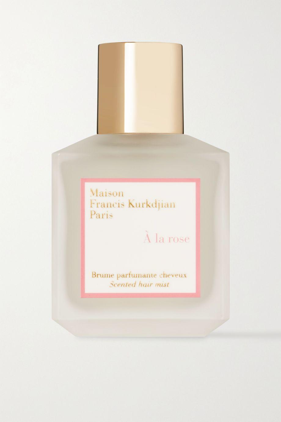 Maison Francis Kurkdjian À La Rose Scented Hair Mist, 70ml