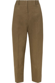 Jil Sander Cotton-canvas pants