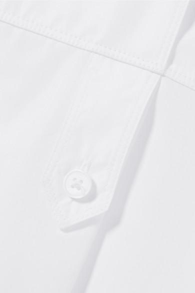 Jil Sander Hemd aus Baumwollpopeline