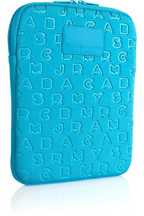 Marc by Marc Jacobs Jumble-embossed neoprene iPad case