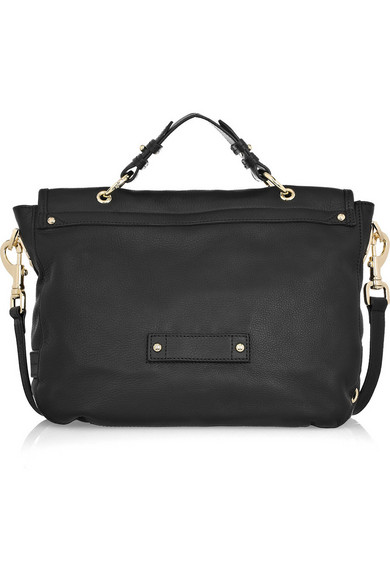 Mulberry Tillie Leather Shoulder Bag Net A Porter Com