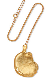 Lost Dreamer gold-plated necklace