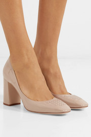 Bottega Veneta Patent-leather pumps