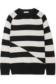 Tomas Maier Striped cashmere sweater