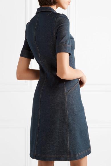 Tomas Maier Hemdblusenkleid aus Stretch-Baumwolle