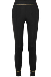 Tomas Maier Campus jersey track pants