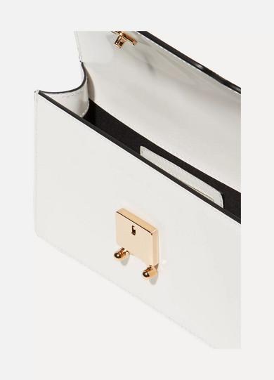 Marni Trunk micro Schultertasche aus Leder Nicekicks Günstigen Preis Factory-Outlet-Online Freies Verschiffen Sammlungen WC6i0kXH