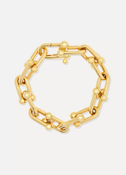 Tiffany & Co. Link 18-karat gold bracelet