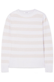 Max Mara Ulisse striped cashmere sweater