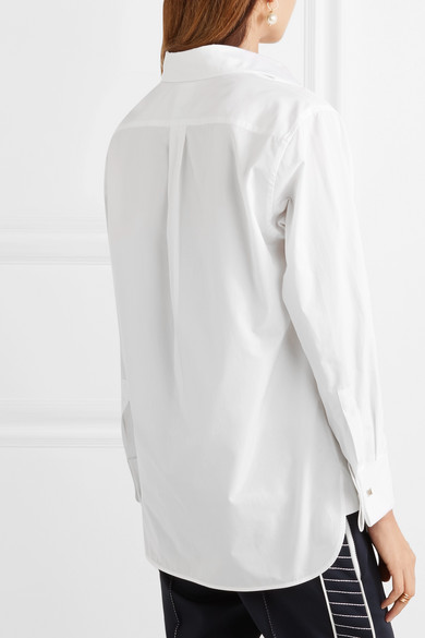 Max Mara Shirt From Cotton Poplin