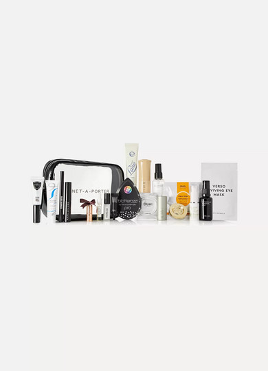 Net-A-Porter Beauty - On-the-go Beauty Kit - Colorless
