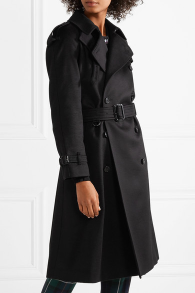 Burberry Eastheath Trenchcoat aus Kaschmir