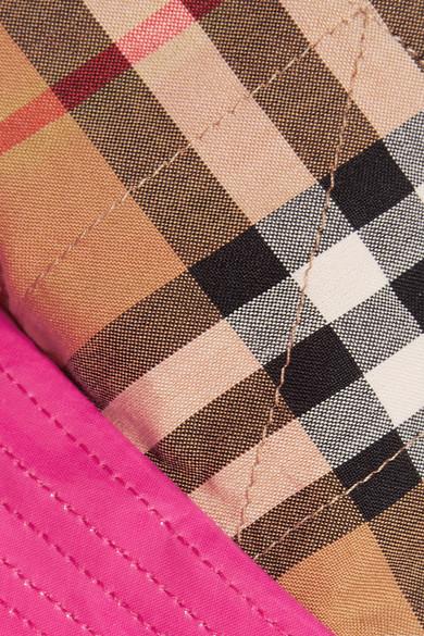 Burberry The Eastheath Trenchcoat aus beschichteter Baumwolle